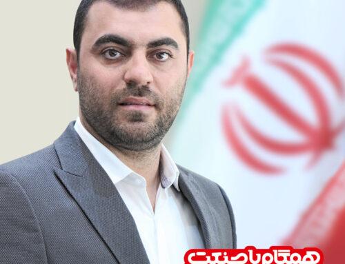 کارآفرین منتخب مرداد ماه 1400؛ مسعود محجل امامی، مدیرعامل شرکت سهند آذرین